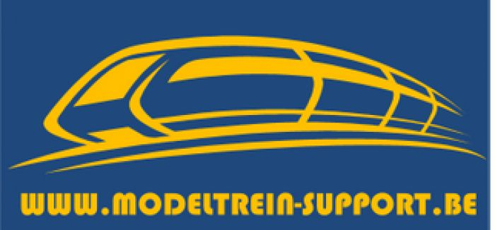 Modeltrein Support